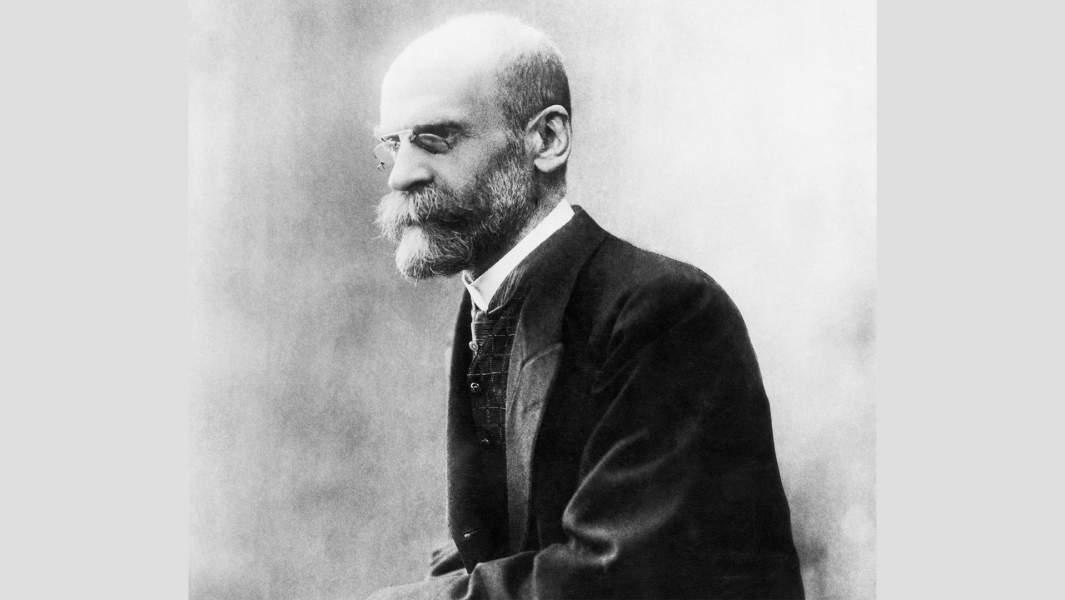 Давид Эмиль Дюркгейм— французский социолог и философ, основатель французской социологической школы и предшественник структурно-функционального анализа