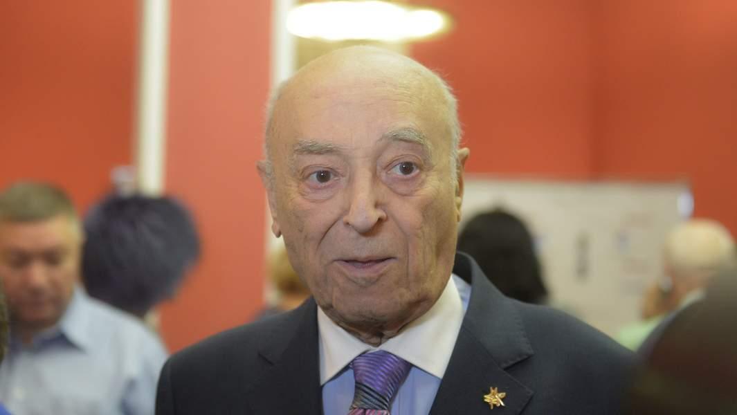 Владимир Абрамович Этуш советский и российский актёр театра и кино, театральный педагог (профессор)