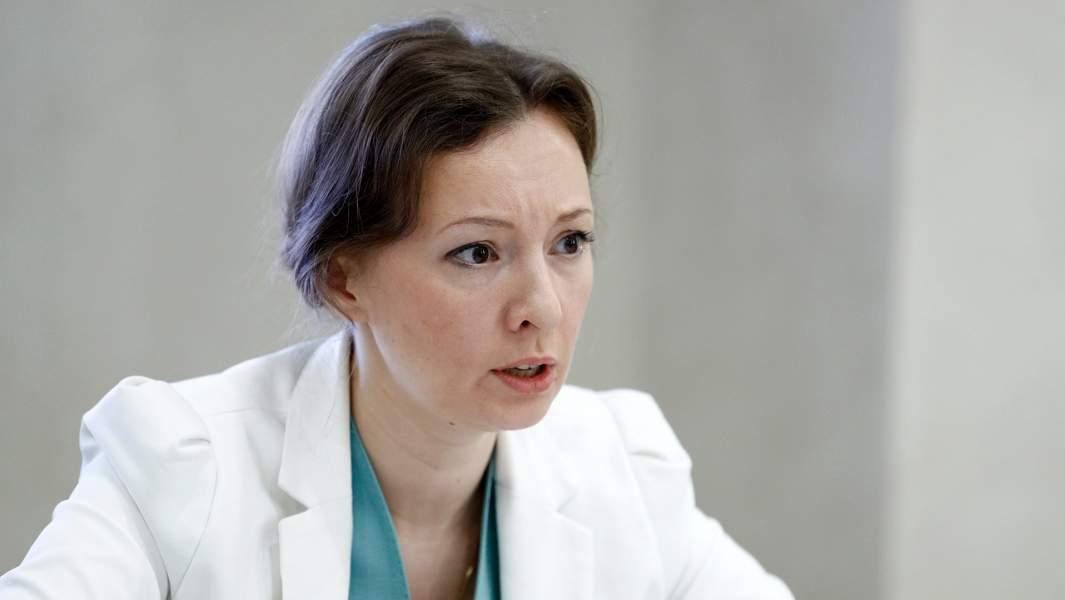 Уполномоченный по правам ребенка Анна Кузнецова