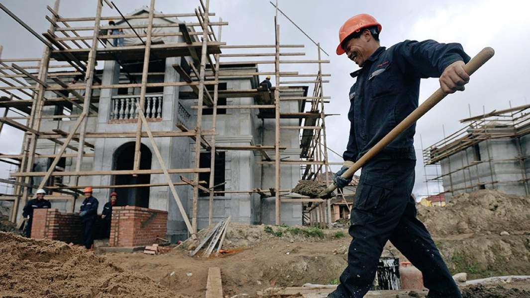 Строительство коттеджного поселка