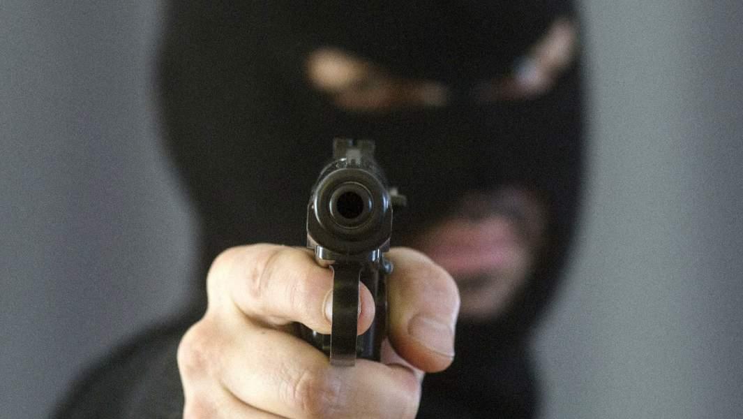 вооруженный преступник