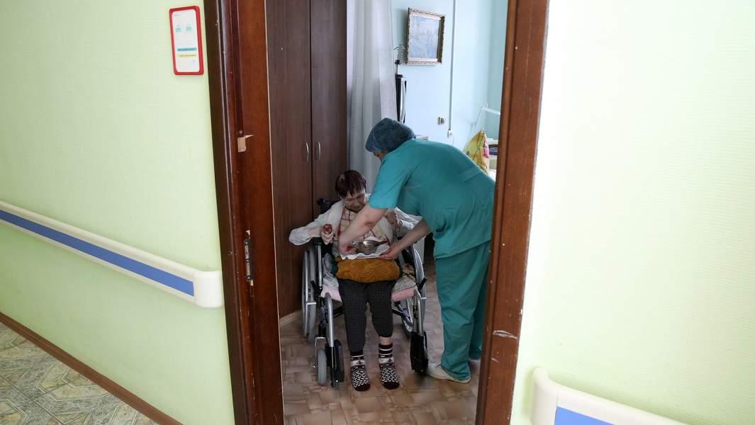 Волгоградский дом престарелых