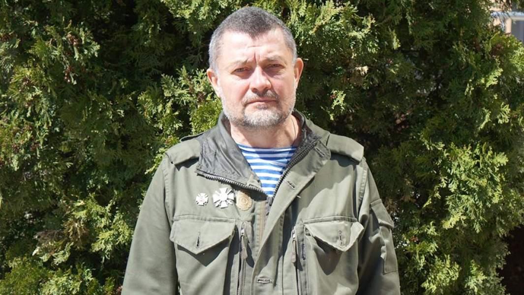 Игорь Немодрук