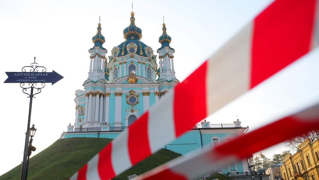 Украина, Церковь, раскол