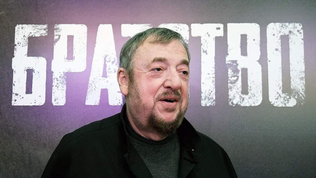 Павел Лунгин на премьере своего фильма «Братство» в «Каро 11» в Москве