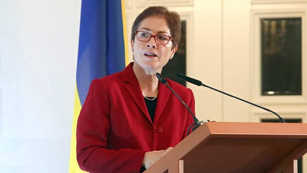 Предыдущий посол США на Украине Мари Йованович