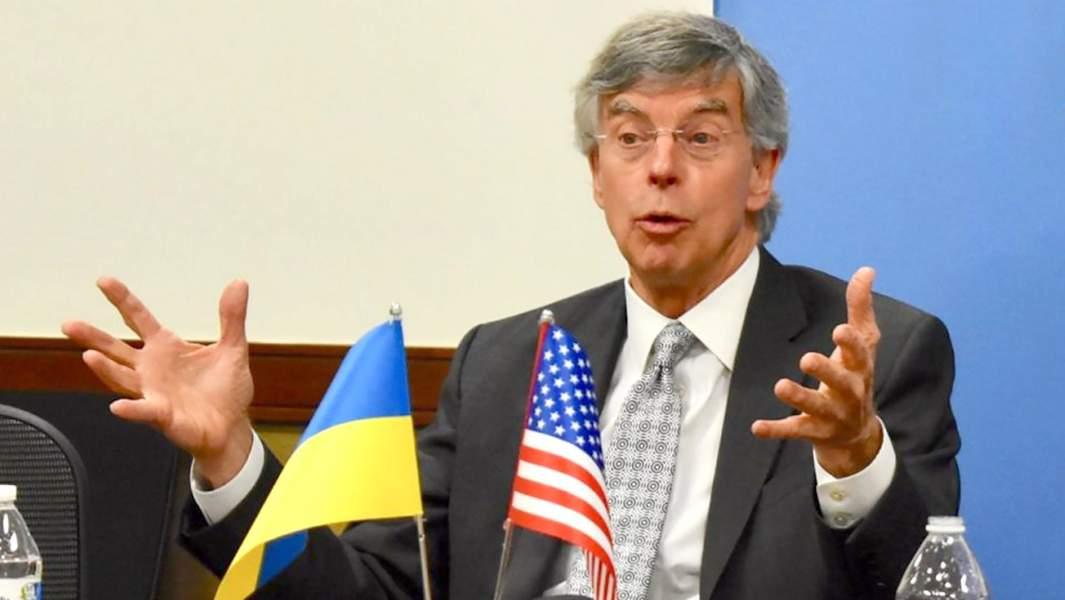 Временно поверенный в делах США на Украине Уильям Тейлор