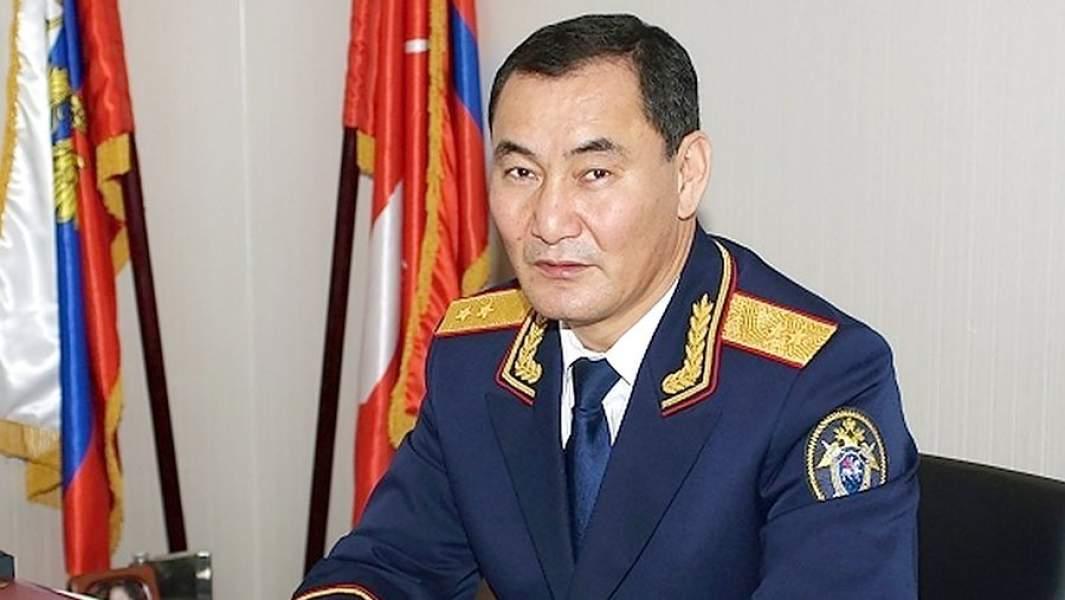 Бывший руководитель волгоградского управления СК Михаил Музраев