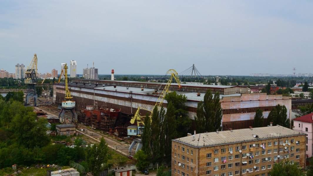 Завод «Кузница на Рыбальском»