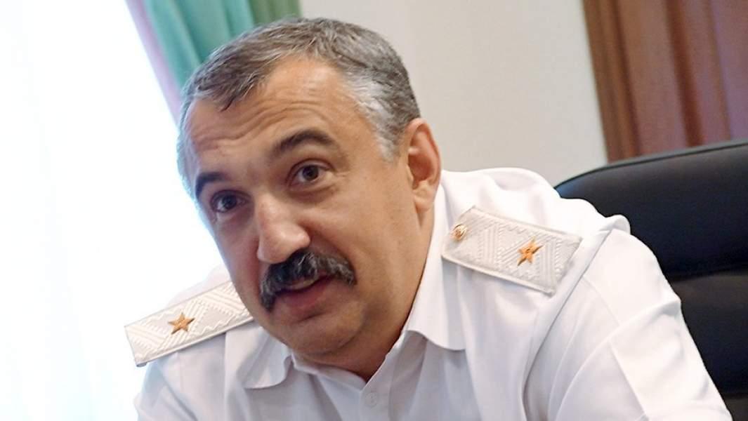 Бывший начальник ГУВД Волгоградской области генерал-майор Михаил Цукрук