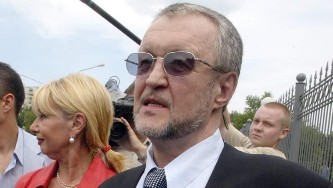 Вячеслав Иваньков по кличке Япончик. 2005 год