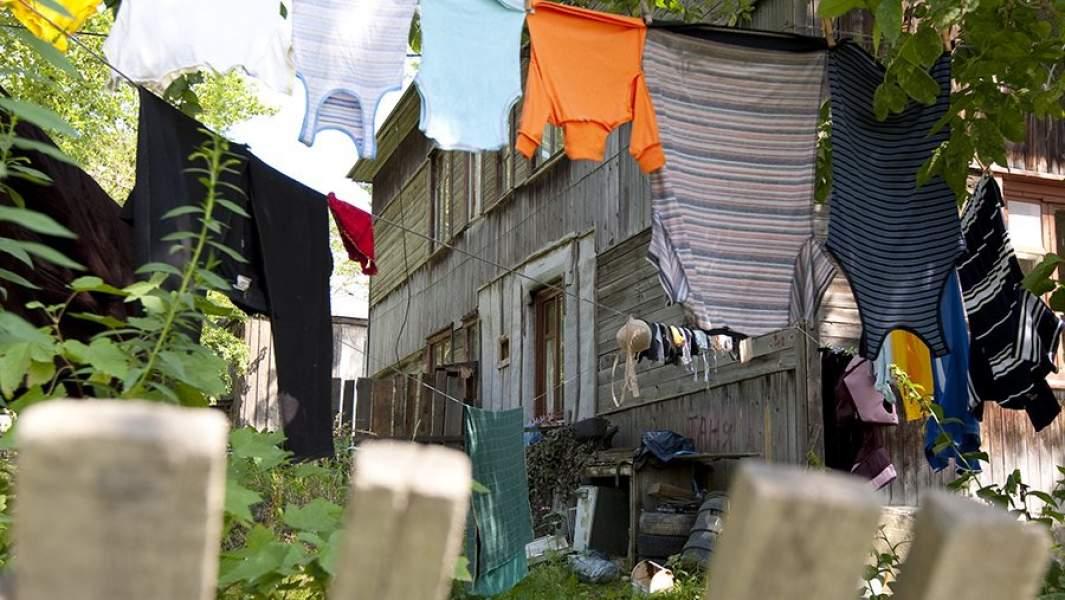 Ветхое жилье в Южно-Сахалинске
