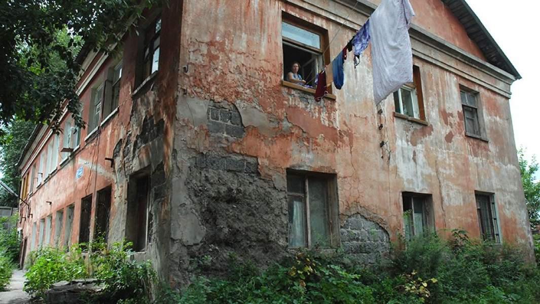 Ветхое жилье в Воронеже