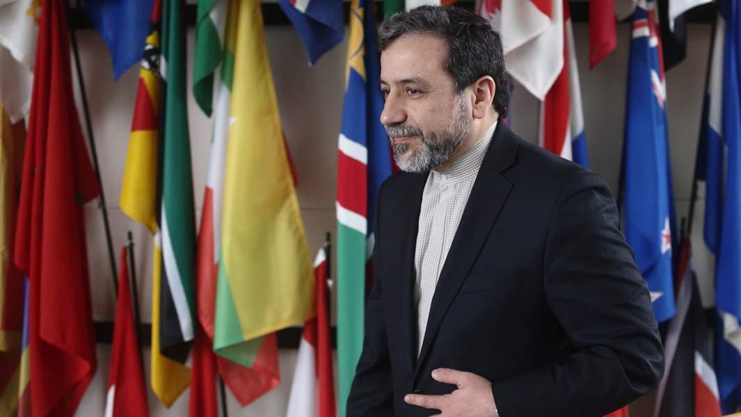 Заместитель министра иностранных дел Ирана Аббас Арагчи