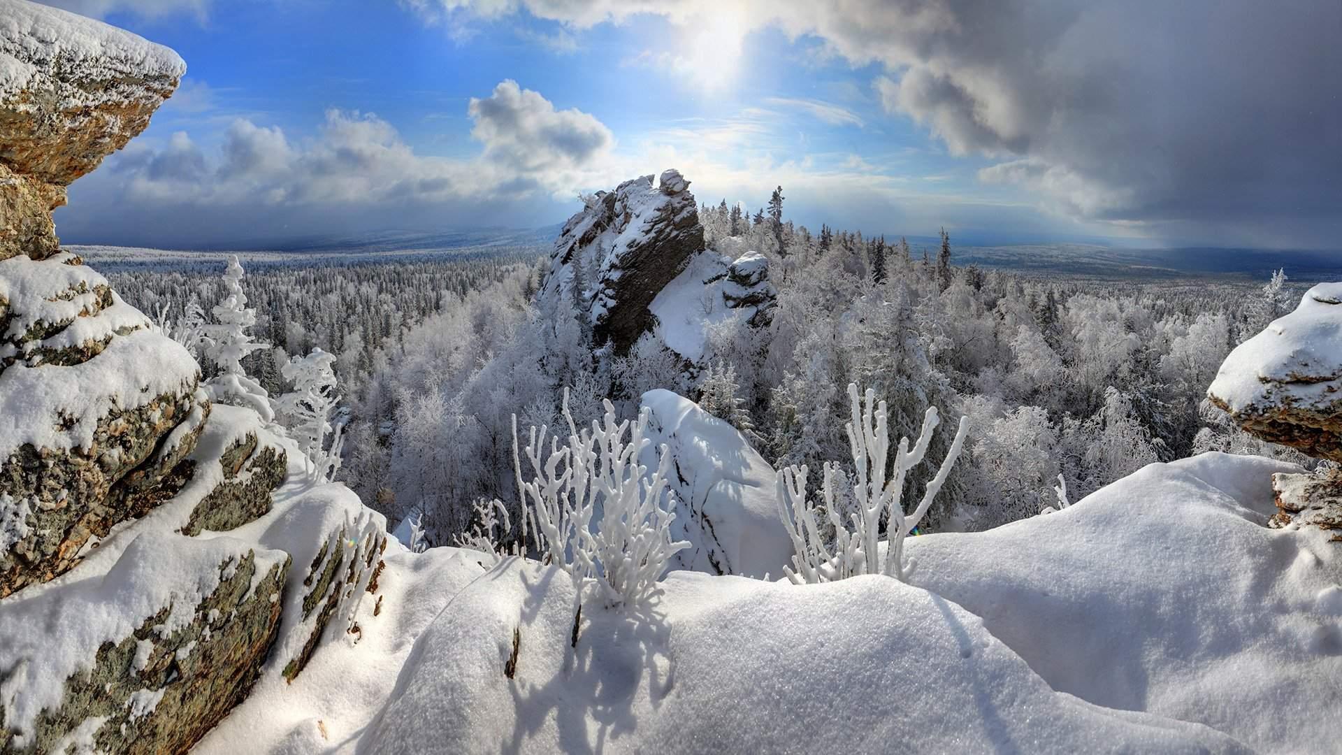 Какую погоду обещают синоптики на всю зиму в России