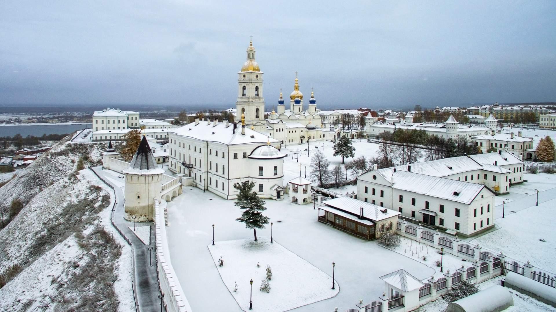 Город радости и боли: почему непременно нужно поехать в Тобольск | Статьи |  Известия