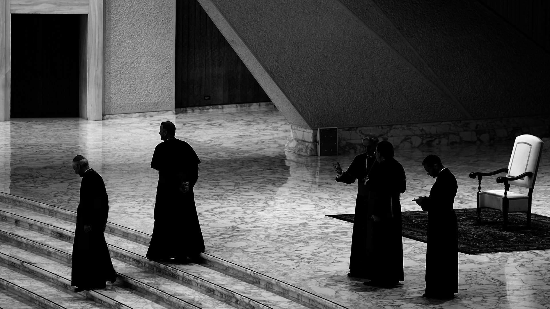 Гомосексуализм и католическая церковь