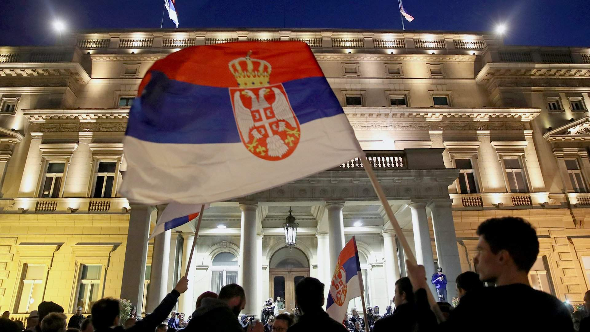 Дестабилизирующий актор: Сербия винит НАТО в расшатывании Балкан   Статьи   Известия