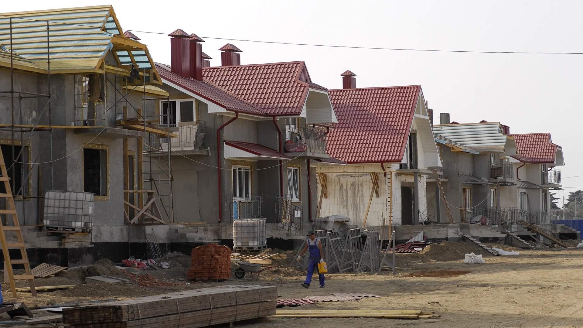 сбербанк кредит на строительство дома условия