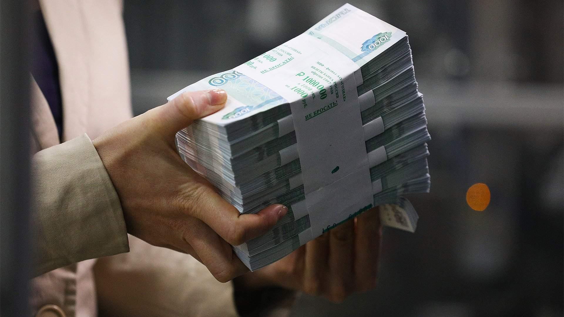 долги людей перед банками