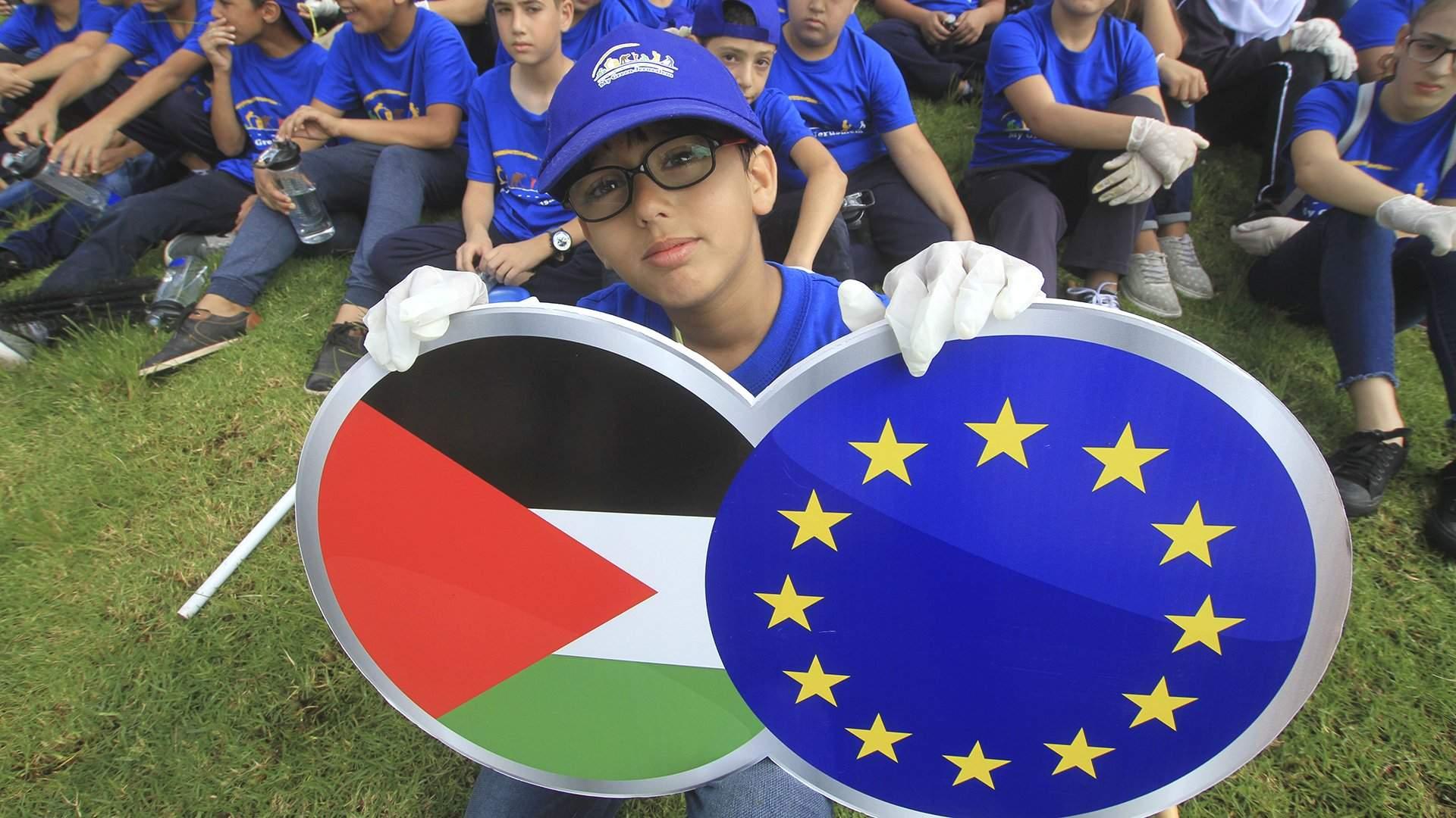 ЕС ли бы: Евросоюз намерен пересмотреть статус Палестины | Статьи ...