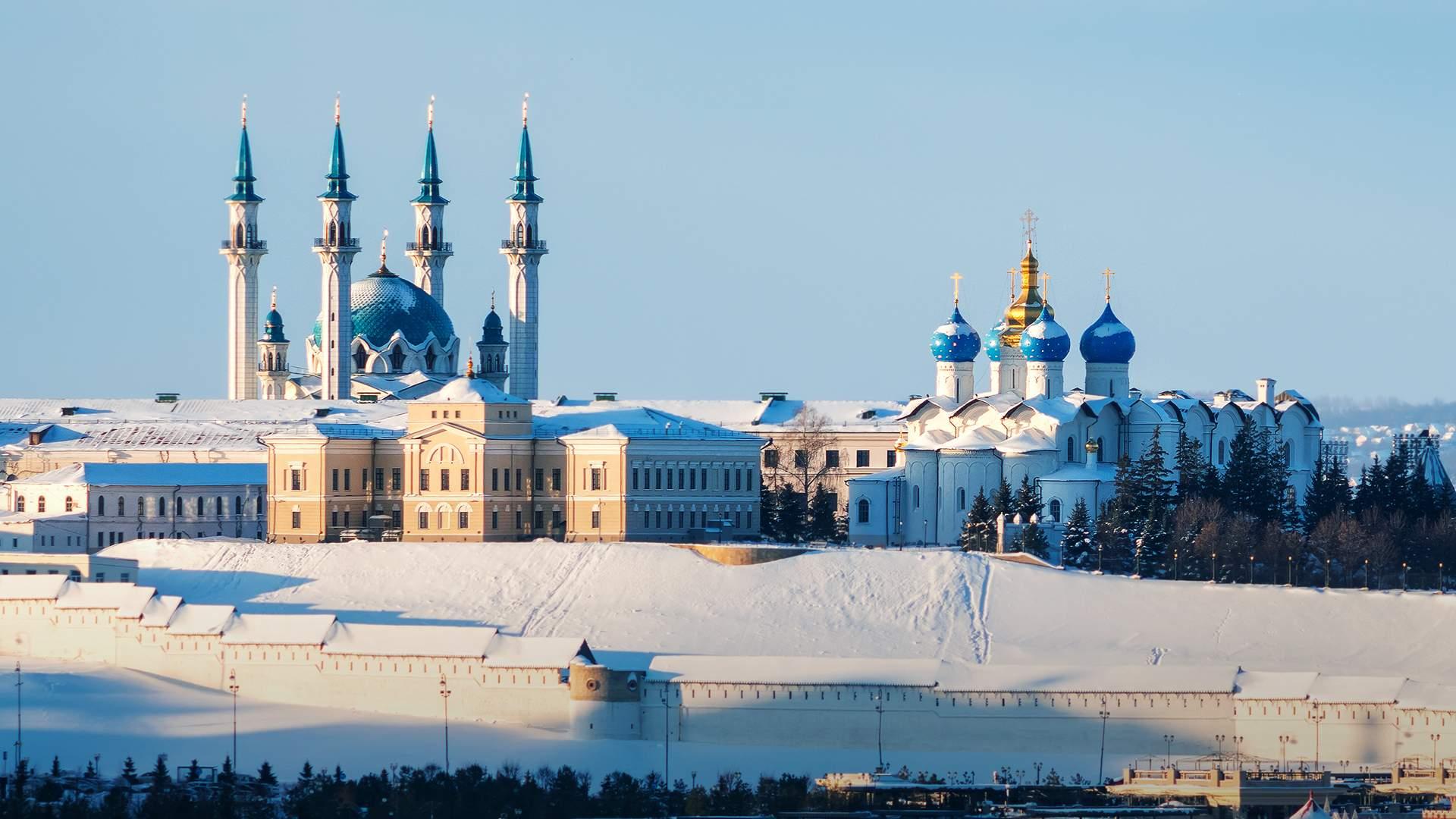 Казань на арене: зачем ехать зимой в столицу Татарстана | Статьи | Известия
