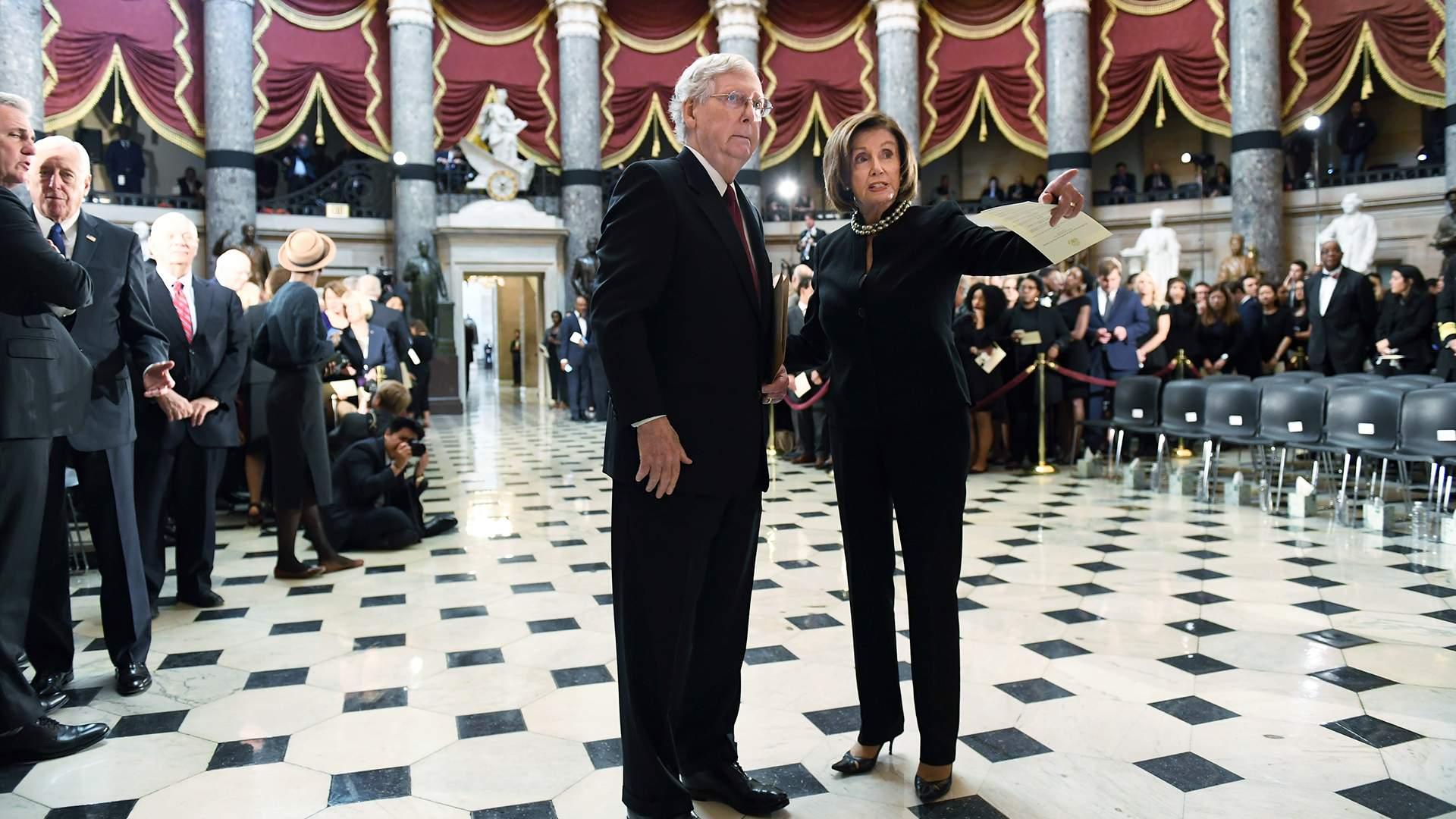 Сенатская плоскость: импичмент президенту США входит в финальную фазу    Статьи