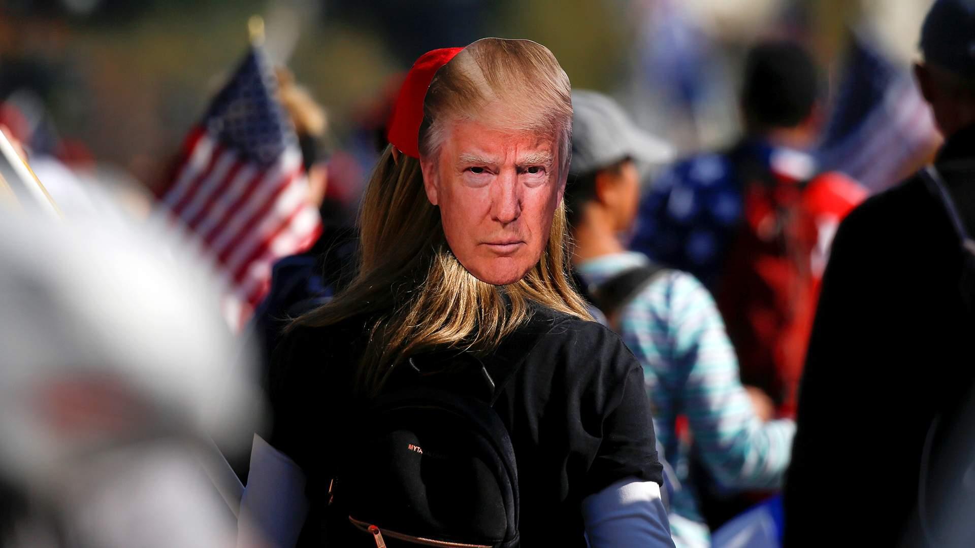 Stoj Kto Pridet Pochemu Donald Tramp Ne Sdaet Vlast Stati Izvestiya