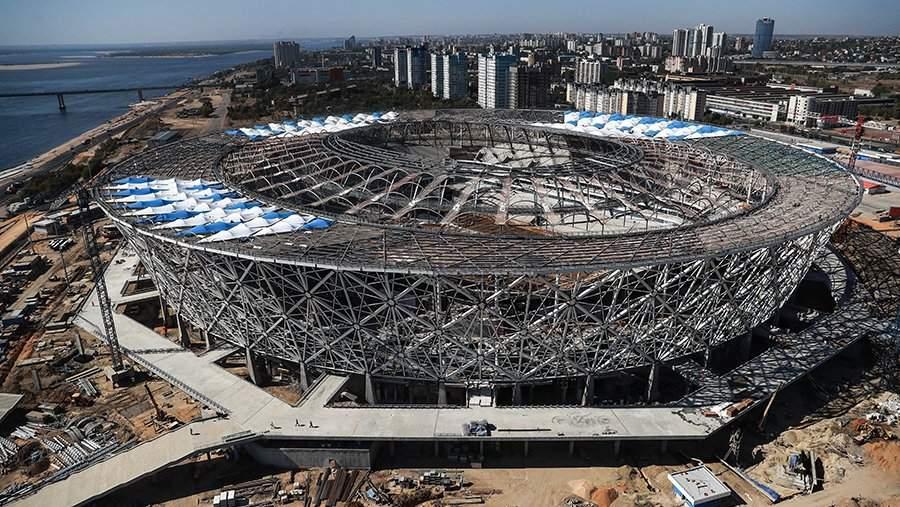 Готовность стадионов чм 2018