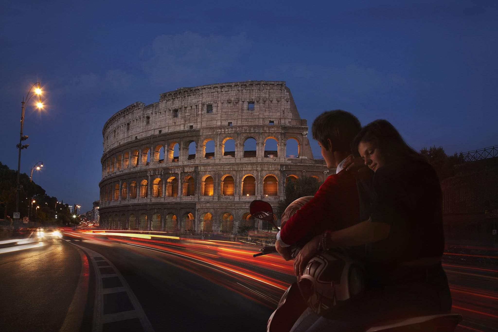 Мөнхийн хот Ром