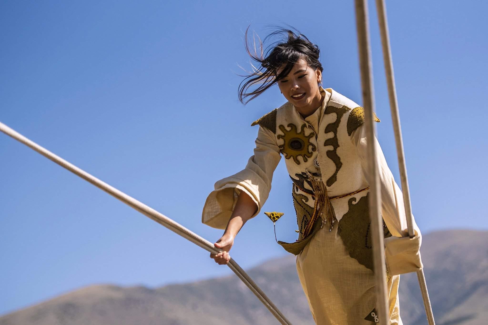 Хамгийн анхны наадам 2014 оны 9-р сард Чолпон-Ата хотод болсон.