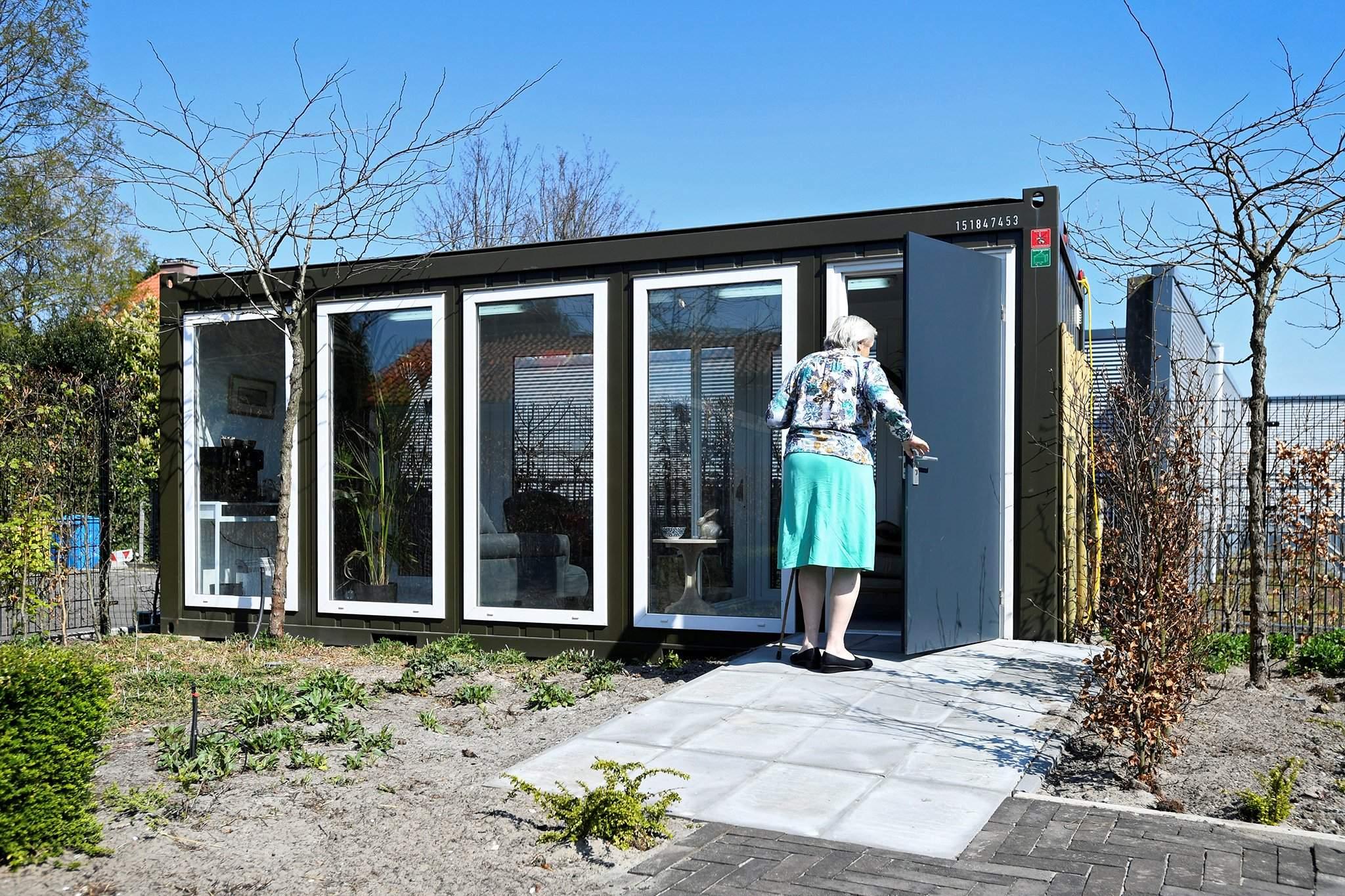 Голландын Ахмадын асрах газар эргэлт оруулахаа больсон. Ахмадуудыг ганцаардлаас хамгаалахын тулд ийм сайхан байр тохижуулжээ.