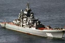 """Из крейсера """"Адмирал Нахимов"""" извлекут 878 т ценного металла"""