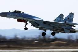 Российские ВКС получили более 60 «стелсов» Су-35