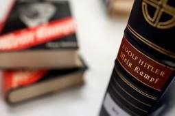 Переиздание книги Гитлера «Майн кампф» стало хитом продаж в Германии