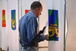 Почти 98% протоколов обработаны на выборах губернатора Приморья