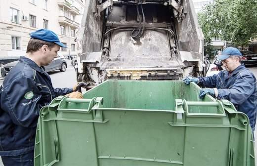 Раздельная переработка мусора москва