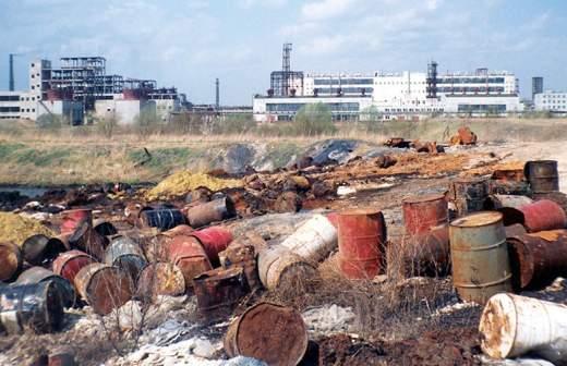 Росприроднадзор выиграл судебный спор у компании, которая занята ликвидацией промышленного полигона «Черная дыра» в Дзержинске  - фото 13