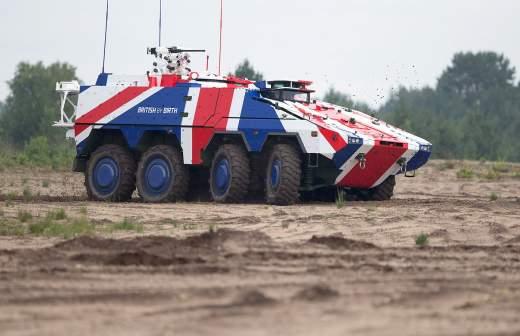 Бронетанковый форум: чего ждать от боевых машин стран НАТО