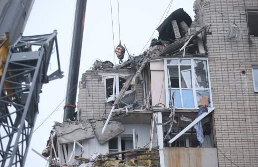 Власти Орехово-Зуеве пообещали восстановить пострадавший от взрыва дом