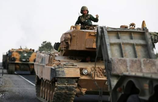 Эрдоган заявил о готовности Турции вместе с США уничтожить ИГ в Сирии