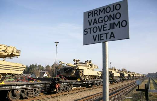 Чешский премьер призвал пересмотреть договор о создании НАТО