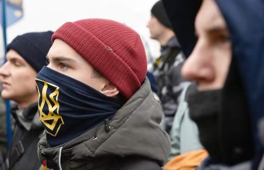 Британская полиция удалила украинский трезубец из списка символов террористов