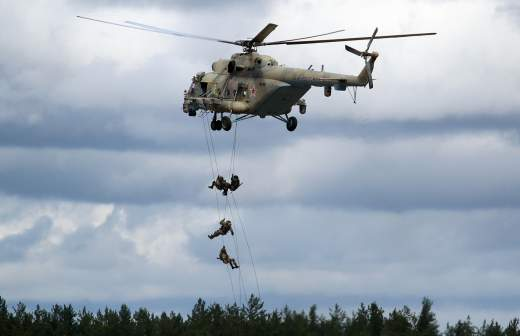 «Ми» на месте: новейший ударный вертолёт скоро поступит в армию