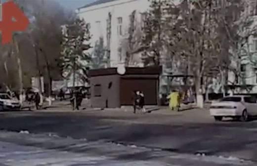 Студент колледжа Благовещенска стрелял в сотрудников полиции