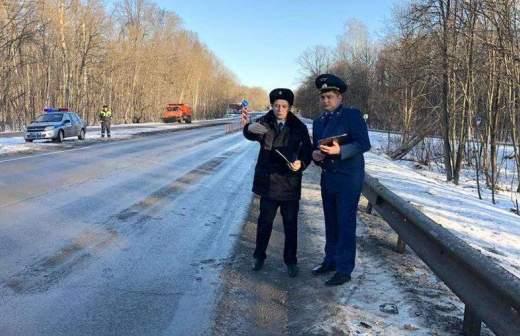 Уголовное дело возбуждено по факту ДТП с пятью погибшими в Калмыкии