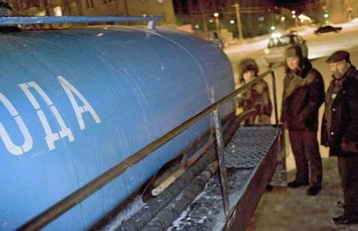 Водоснабжение восстановили в центре Рязани после аварии
