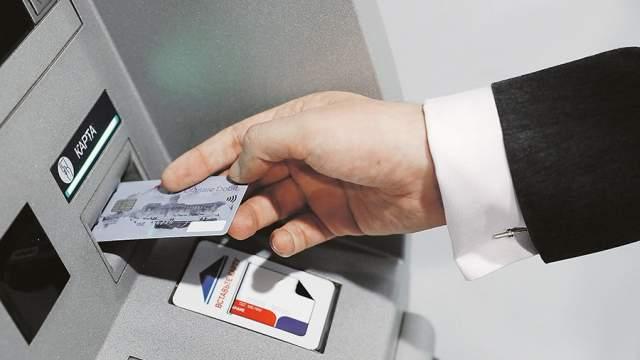 В Курской области число банкоматов выросло на 20%
