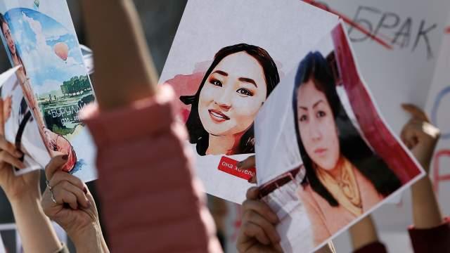 Работа в москве девушкам из киргизии работа в кяхта