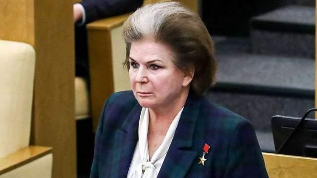 Валентина Терешкова: Руководящую и направляющую роль мужчины закрепят в Конституции